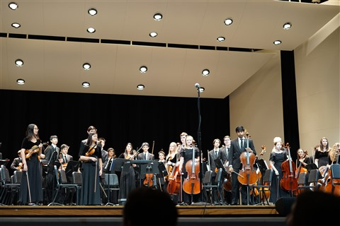 westlake high school orchestra final performance