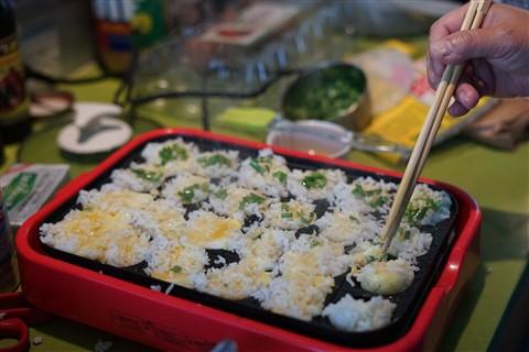 takoyaki machine balls