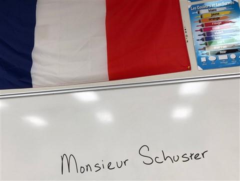 monsieur schuster