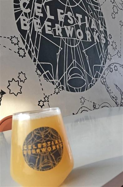 celestial beerworks dallas neipa