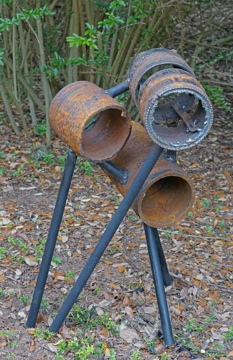 metal art sculpture paul schuster austin