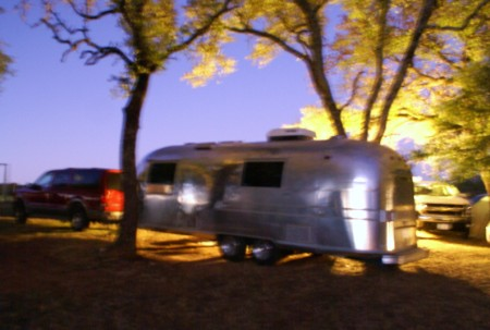 1968 airstream overlander illumination
