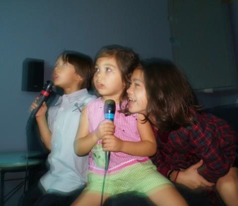 kid karaoke