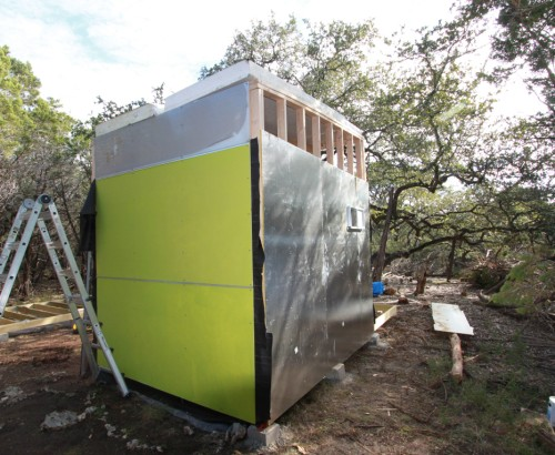 eco cube at wimberley
