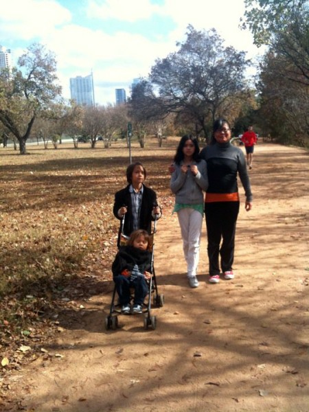 austin hike and bike trail