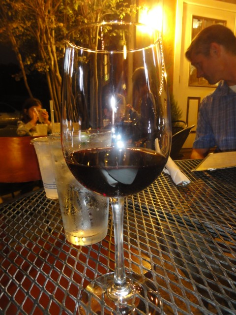 $8 corkage at leaning pear wimberley