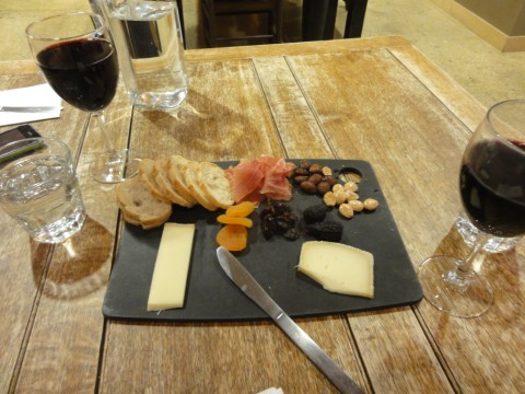scardello cheese plate and wine oak lawn dallas