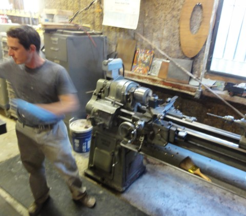 hawkeye metal lathe splinter group