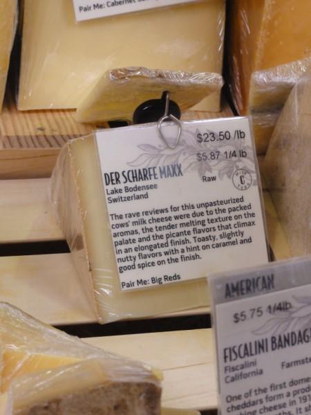 der scharfe maxx cheese