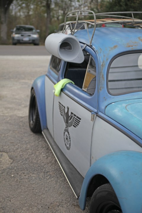 austin air cooled swampcooler vw veedub
