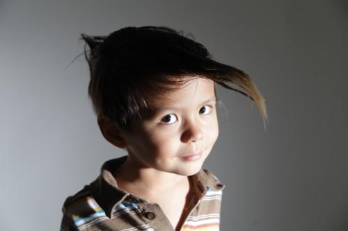 minecraft hair style pickaxe hair