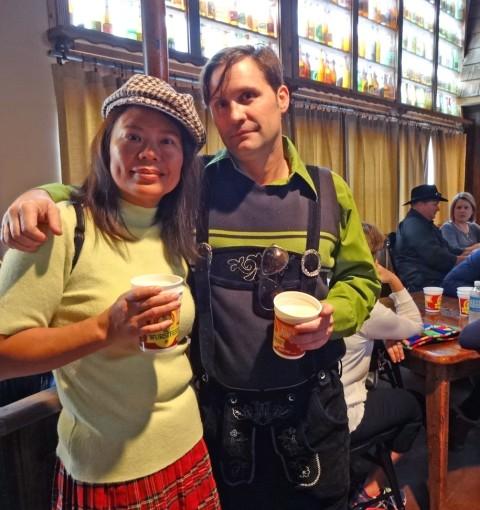 german beer hall new braunfels wurstfest