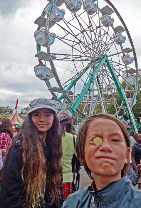 wurstfest ferris wheel 2013