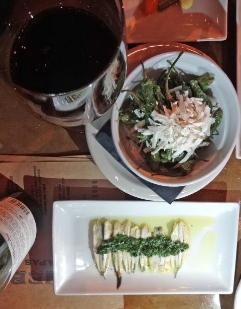 white anchovies tapas austin winebelly