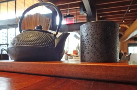 Sway Thai Austin hot oolong tea