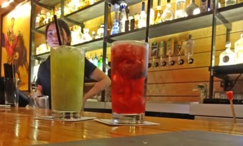 Benji's Cantina cocktails austin tx