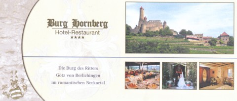 castle hornberg germany