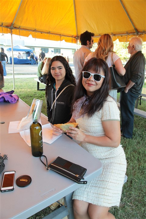 austin taste of greece spanikopita transfiguration