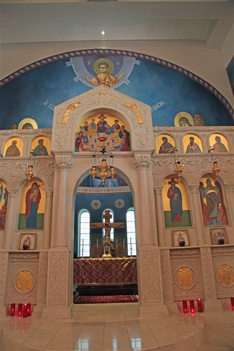 greek orthodox church of the transfiguration austin