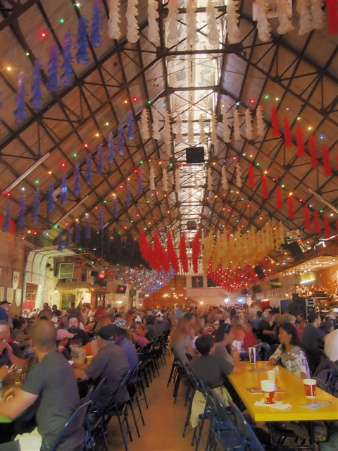 beer and polka hall wurst fest