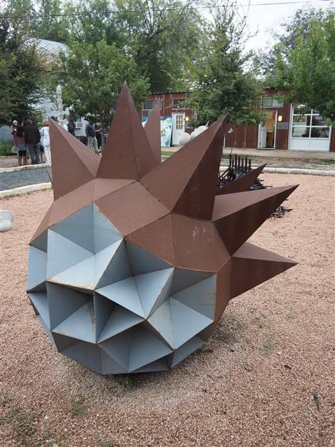 east austin studio tour splinter group sculpture