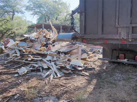 wimberley blanco river rapids house removal