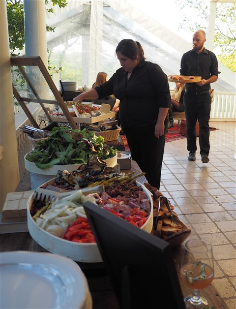 royal fig catering buffet