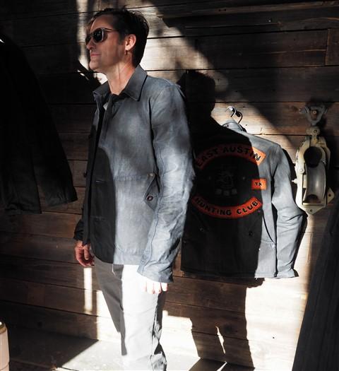 custom made denim jeans and jackets traveller denim austin texas