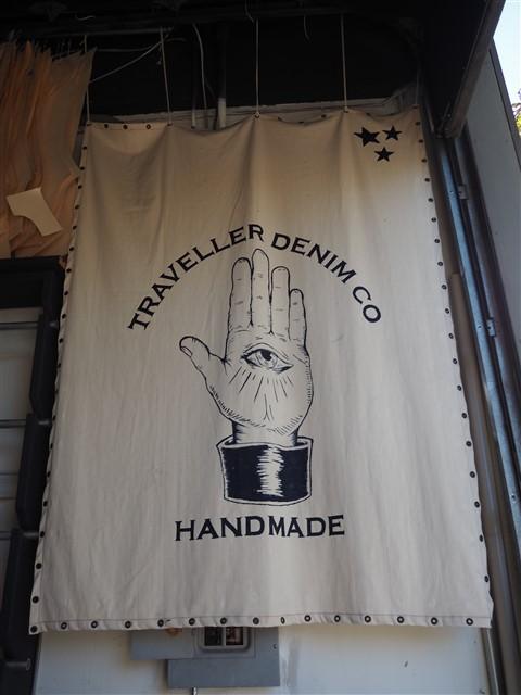 traveller denim co. handmade in austin texas