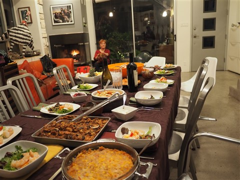 furbo ten seat thanksgiving table austin 2014