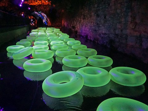 waller creek creek show 2015 floating the waller