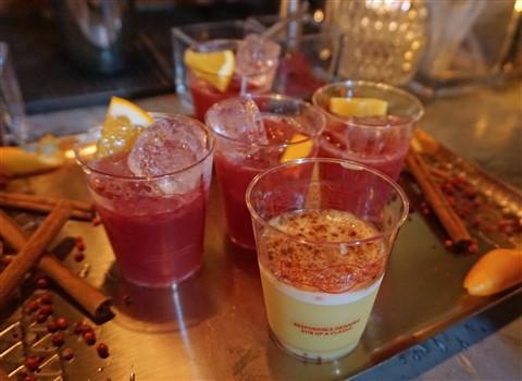 Tacy Rowland #drambuie flip austin bartender