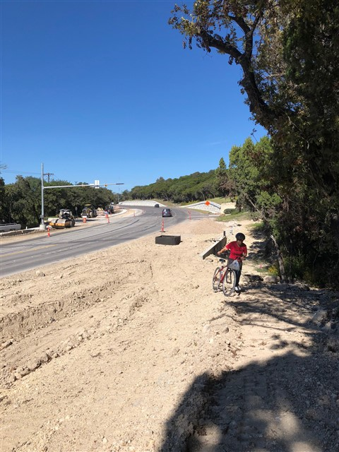 bee cave road construction november 2018