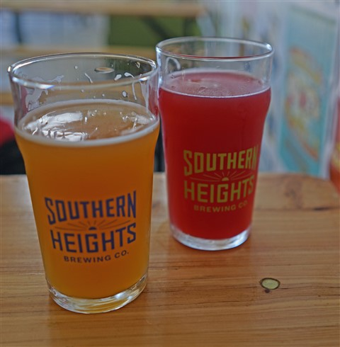 souther heights brewing austin ipa kettle sour jam session