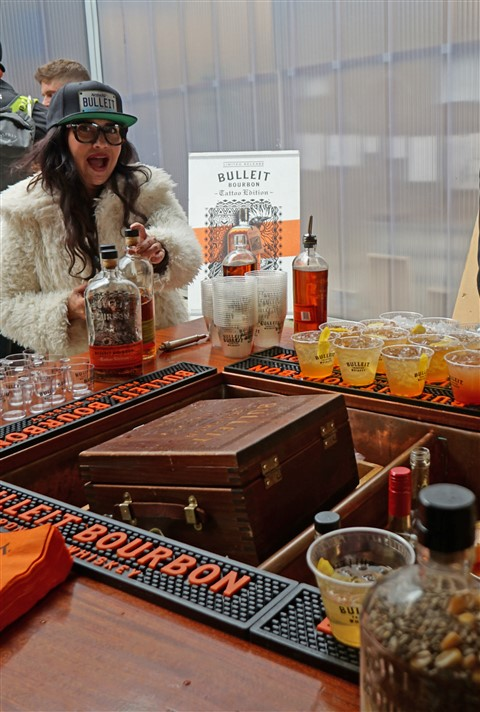 bulleit bourbon east austin