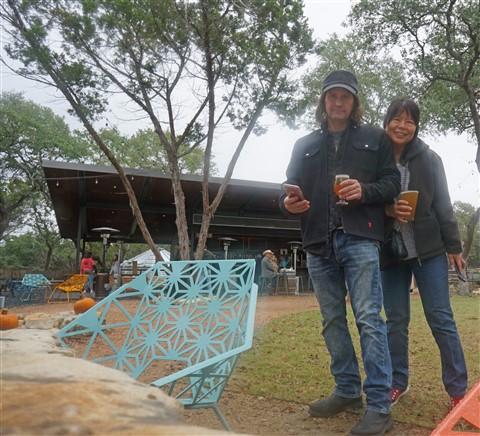 shady llama beer garden wimberley tx