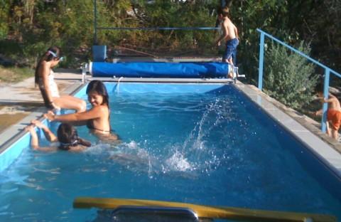 last swim of 08