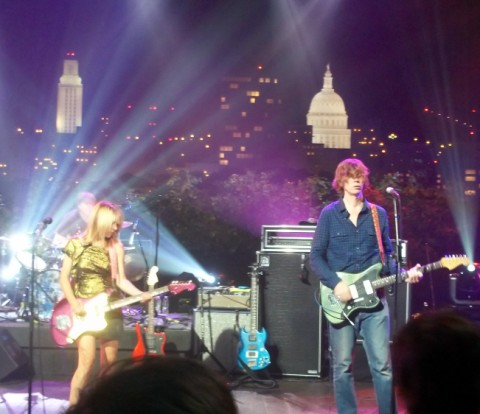sonic youth at studio 6a austin city limits