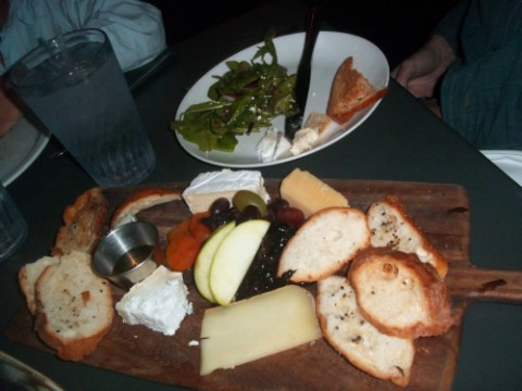 the grove westlake cheese tray