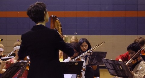 hcms horwitz orchestra eanes