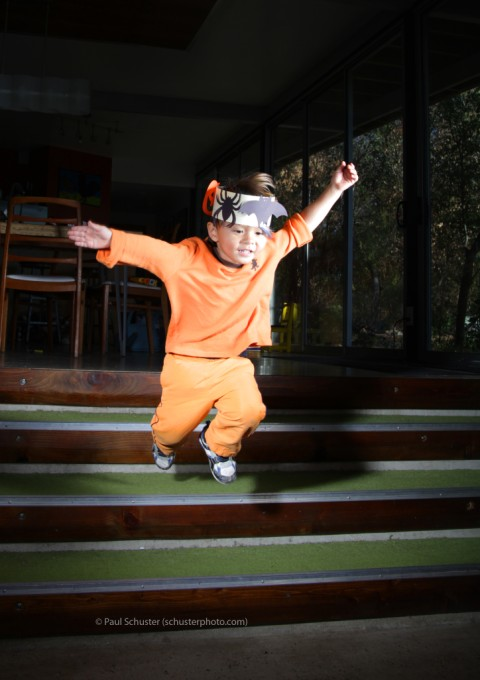 haloween jump