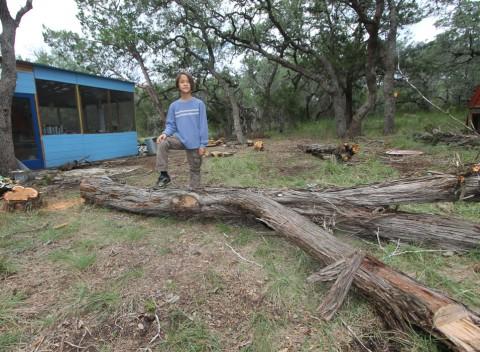 cedar choppers wimberley fischer texas