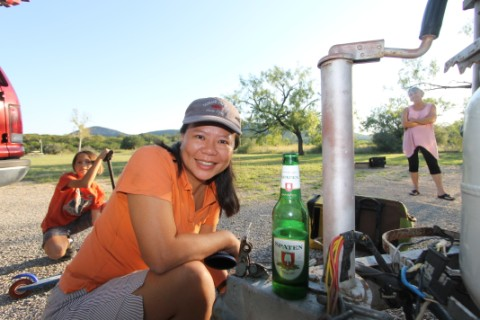 spaten german beer as airstream level