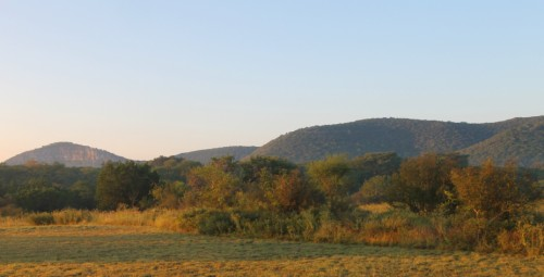 sunrise on old baldy garner state park tx