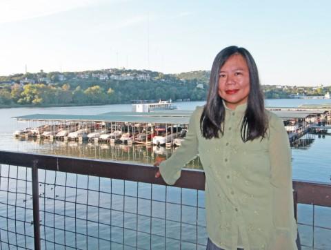 lake austin deck abel's yelp elite party