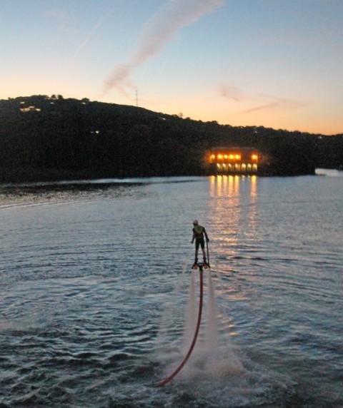 water rocket man on lake austin yelp elite party