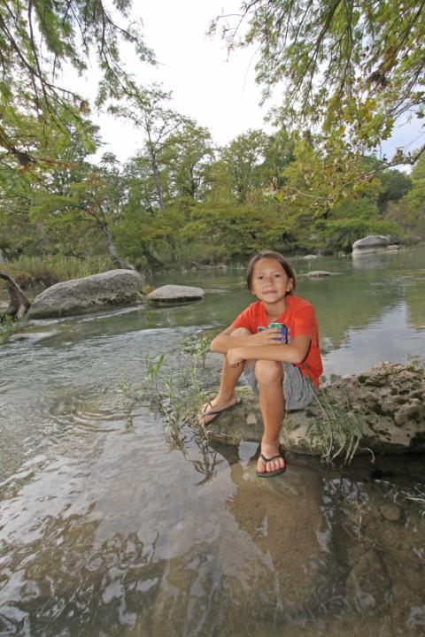 river rapids blanco community park