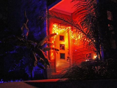amh austin modhouse spooky door