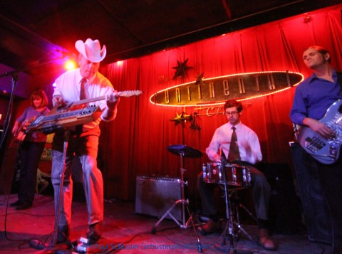 junior brown #1 house rocker continental club sunday night