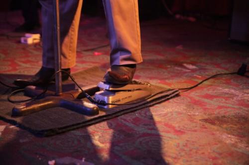 junior brown guitar pedal